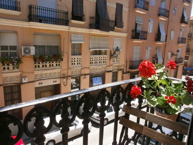Superb Example Of A Central Valencia Apartment